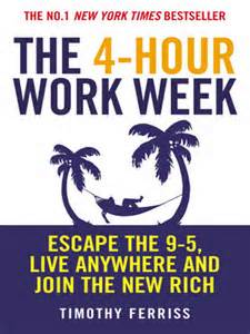 four hour work week van Tim Ferriss